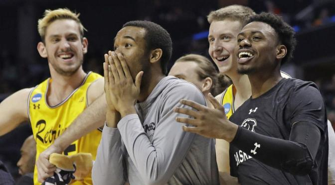 UMBC Killed Everybody's Bracket With Shock Win Over No. 1 Seed Virginia