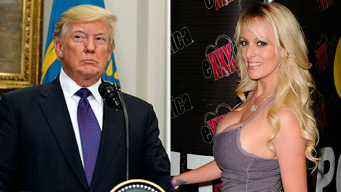 Daniels Wasn't Attracted To Trump