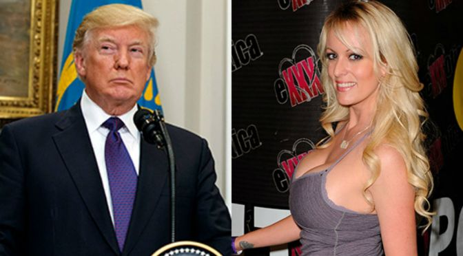 Daniels Wasn't Attracted To Trump