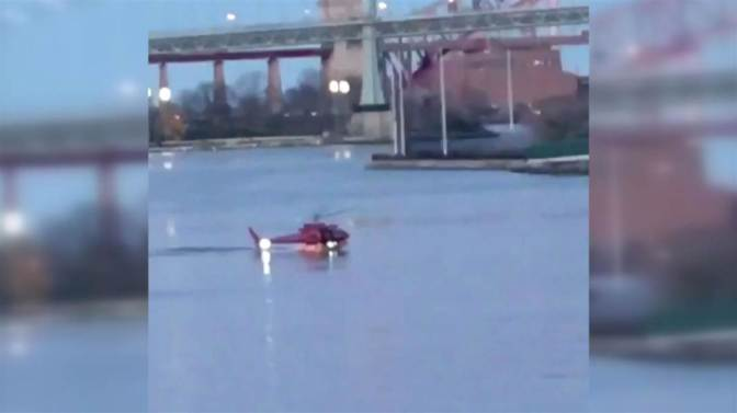 NYC Helicopter Crash Victims ID'd