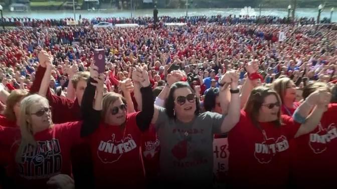 WV Teachers' Strike To Continue