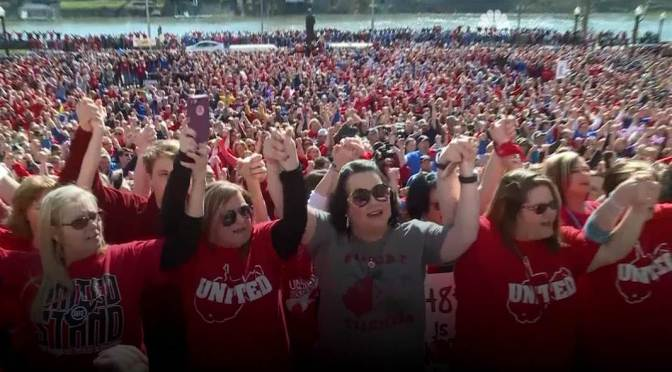 WV Teachers' Strike To Continue