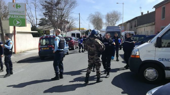 France Hostage Situation An Apparent Terror Attack