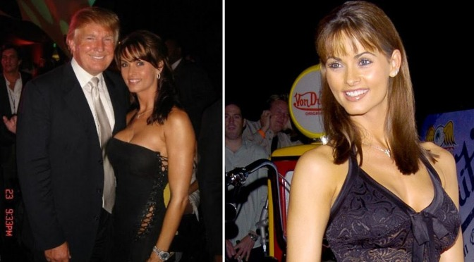 Another One: Ex-Playboy Model Sues To Break Silence About Alleged Trump Affair