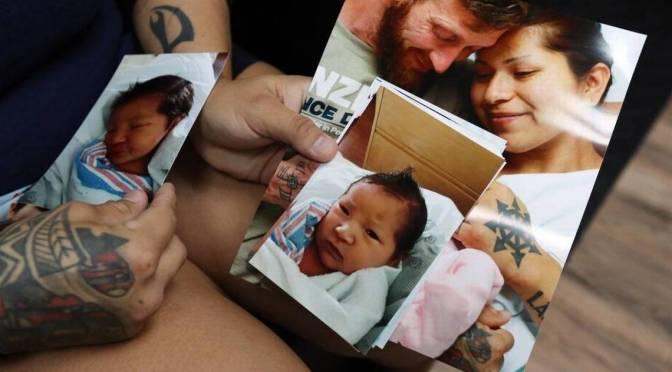 Miccosukee Tribe Police Seize Newborn Baby
