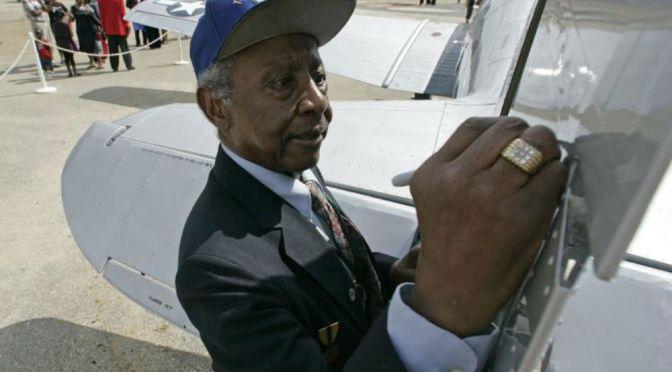 Tuskegee Airman Dies At 95
