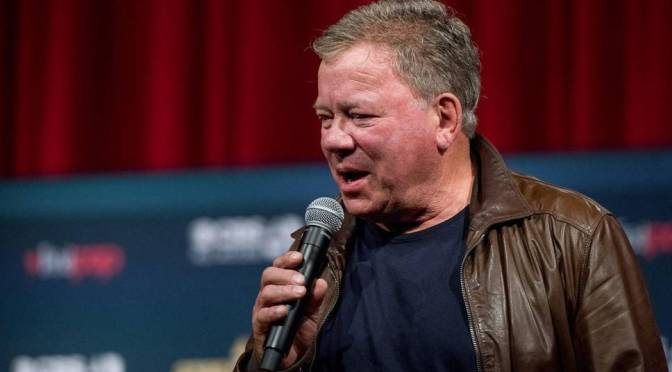Shatner Calls Out Facebook For Death Ad