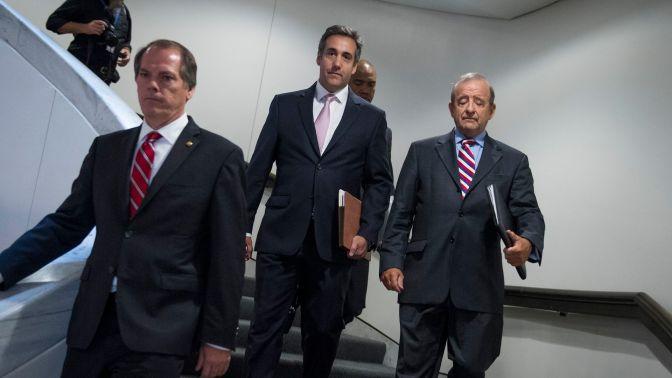 NYT: FBI Raids Trump Lawyer's Office
