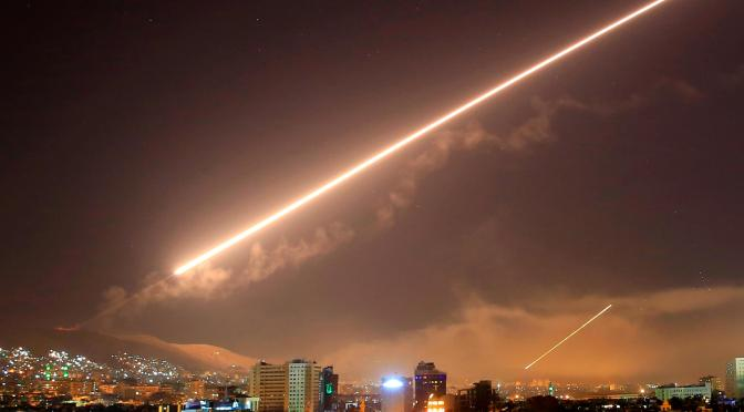 UN Security Council Meets Over Syria Airstrikes