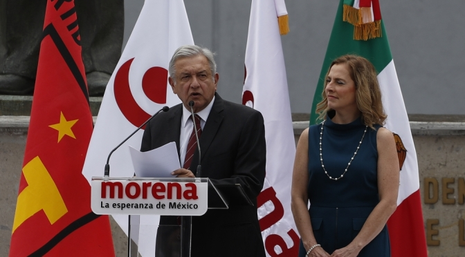 Mexico President Race Begins As Candidates Slam Trump