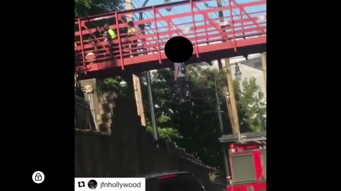 Atlanta Man Found Hanging Off Of MLK Bridge In The AUC