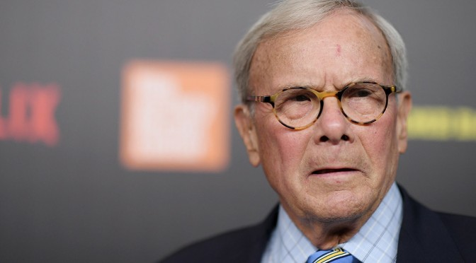 Female Journalists Show Support For Brokaw