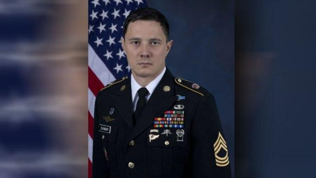 U.S. Soldier Killed In Syria Identified