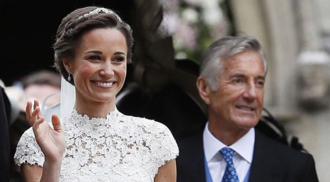 Pippa Middleton's Father-In-Law Investigated For Sexual Assault