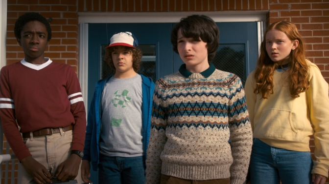 """Stranger Things"" Creators Sued For Allegedly Ripping Off Show Idea"