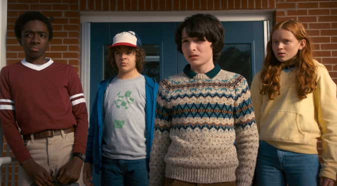 """""""Stranger Things"""" Creators Sued For Allegedly Ripping Off Show Idea"""