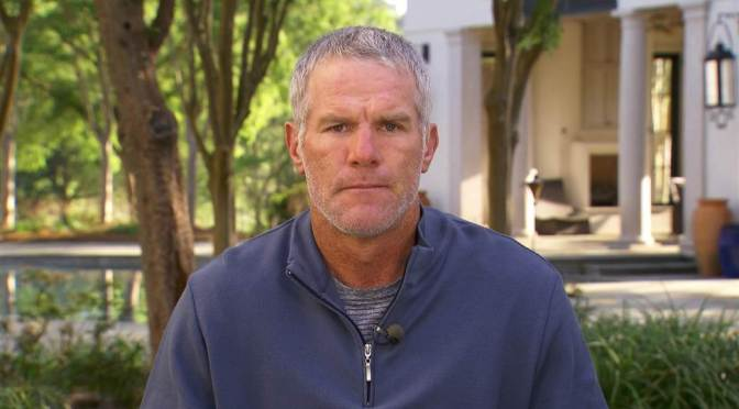 Favre: Kids Shouldn't Play Tackle Football Until 16