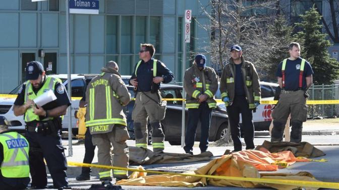 "Toronto Van Suspect Left ""Cryptic Message"" On Facebook"
