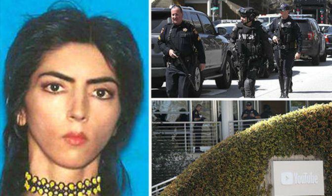 YouTube Shooter IDed As Nasim Aghdam