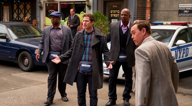 NBC Is Picking Up Brooklyn Nine-Nine Show