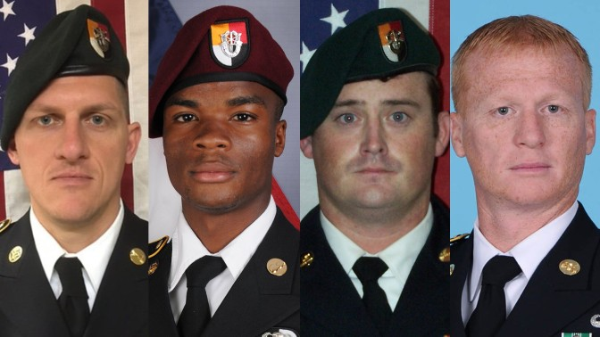 Final Report On Deadly Niger Attack Released By Pentagon