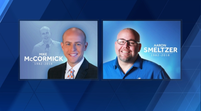 Two TV Journalists Killed While Covering Storms