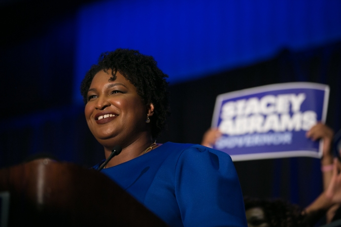 GA Democrat Has Chance To Become First Black Female Governor