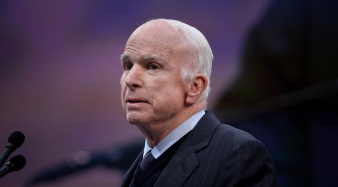 McCain Aides Say Senator Is Preparing For Funeral
