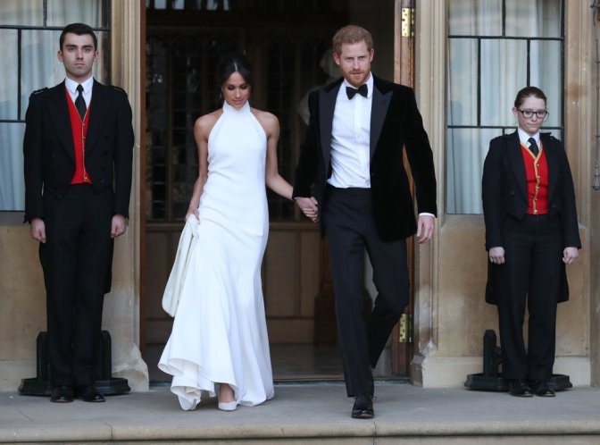 Royal Wedding: Prince Harry, Meghan Markle Tie The Knot