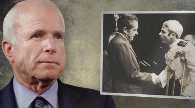 White House Official Accused Of Making Derogatory Remark About McCain Still Employed