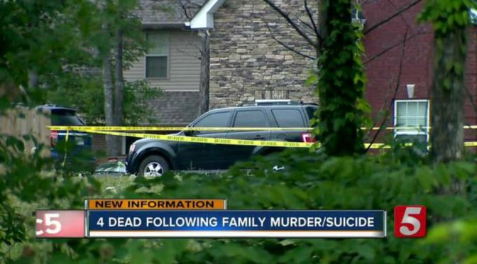 Four Dead In Tennessee Murder-Suicide