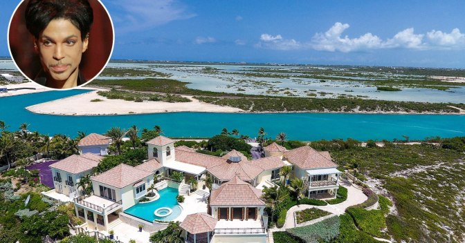 Prince Island Estate Up For Auction