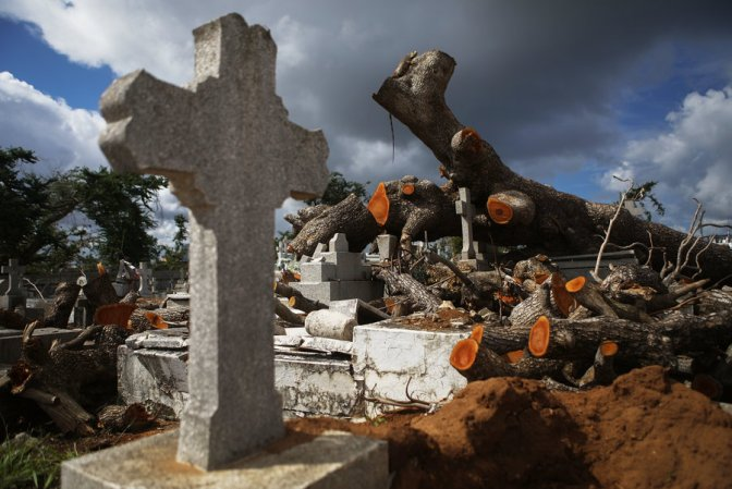 Study: 5,000 Deaths In Puerto Rico Tied To Hurricane Maria