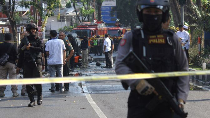 At Least 9 Dead In Indonesian Church Bombings