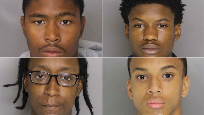 Four Teens Will Be Charged As Adults In Female Officer's Death