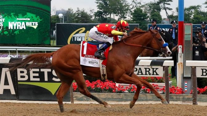 Justify Wins Belmont Stakes, Secures Triple Crown