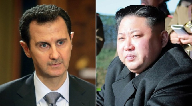 Bashar al-Assad To Meet With Kim Jong Un