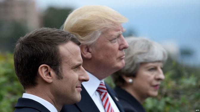 Trump To Leave G-7 Summit Early