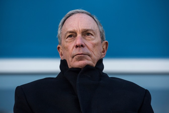 Bloomberg Pledges $80M To Defeat Republicans