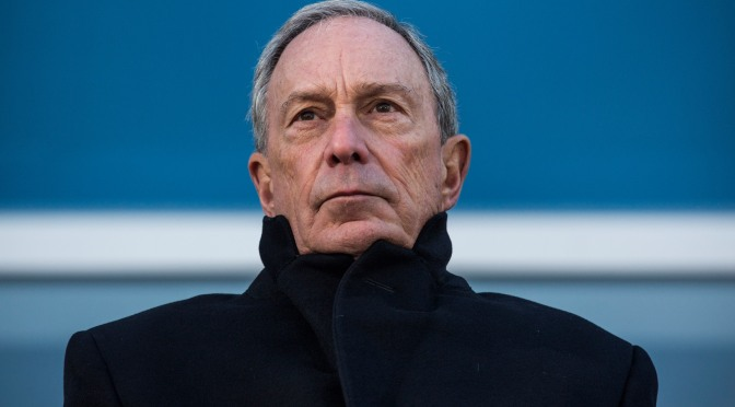 Bloomberg Pledges $80M To Defeat Republicans