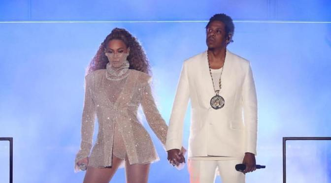 They're Back….Jay Z And Beyonce Kick Off On The Run 2 Tour In The UK