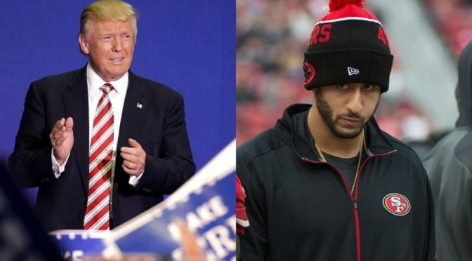 Subpoena Could Be Coming To Donald Trump From Colin Kaepernick's Legal Team