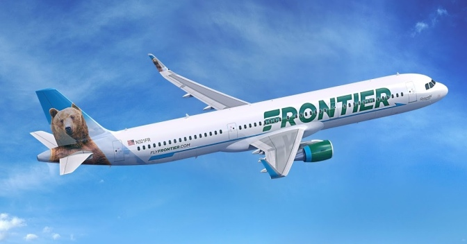 Frontier Airlines To Feds: No Separated Immigrant Kids On Our Flights