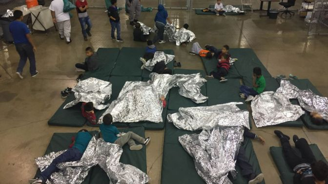 Dem Lawmakers Concerned By Conditions At Texas Border Detention Center