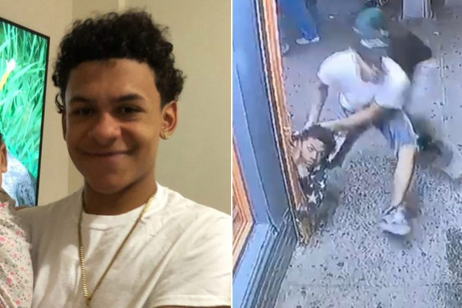 CAUGHT: Eight Gang Members Who Dragged  Teen Out Of Bodega And Murdered Him IN CUSTODY