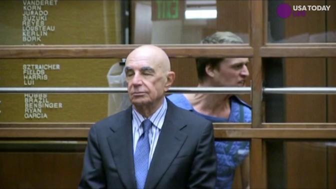 Conrad Hilton Sentenced in Car Theft