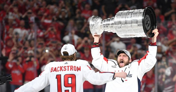 Capitals Claim First Stanley Cup Championship