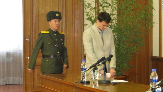 New Report Raises Questions About Otto Wambier's Death After Release By North Korea