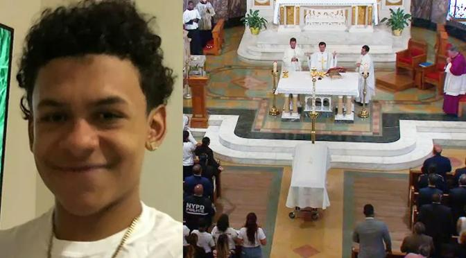 Justice For Junior: NYPD Investigating Officers Failed To Help Stabbing Victim