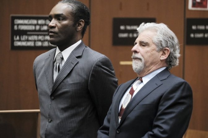 Alleged Oscar Robber To Appear In Court
